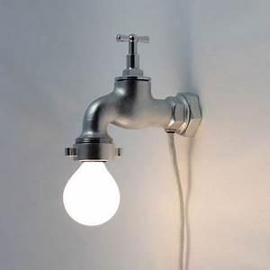 Wandleuchte Selber Bauen : die besten 25 lampen selbst bauen ideen auf pinterest beleuchtungsideen wolkenlampe und ~ Markanthonyermac.com Haus und Dekorationen