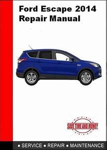 2014 Ford Escape Manual
