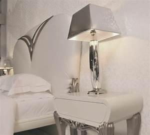 Lampe De Chevet Originale : le chevet baroque rennaissance d 39 un meuble classique ~ Teatrodelosmanantiales.com Idées de Décoration