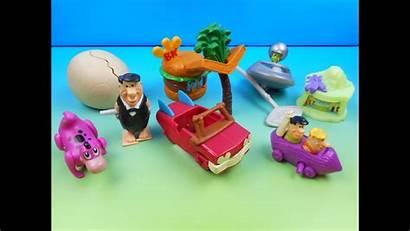 Toys Flintstones Burger King 2000 Toy Meal