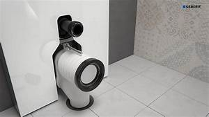 Geberit Monolith Plus Montageanleitung : geberit monolith 2016 wc floor drain installation youtube ~ A.2002-acura-tl-radio.info Haus und Dekorationen