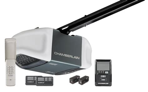 Chamberlain Whisper Drive® 34 Hps Belt Drive Garage Door