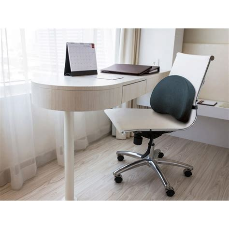 coussin bureau coussin pour fauteuil de bureau homcom chaise de bureau