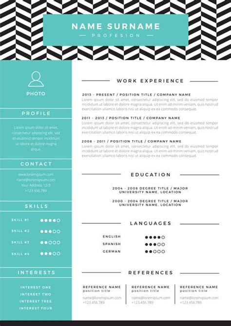 Resume Format Ideas by Resume Exles