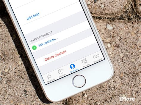 iphone contacts delete once multiple contact groups why imore them field rid updated these they