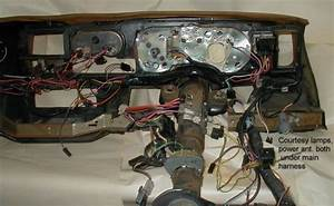 Basic Wiring Harnesses For 1977