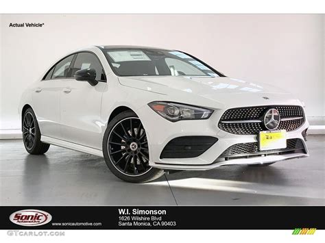 Checking items off the list gives her a little spark of joy no matter how many boxes are left to check. 2020 Digital White Metallic Mercedes-Benz CLA 250 Coupe #136369915   GTCarLot.com - Car Color ...