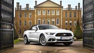 Ford Mustang GT Convertible white car wallpaper | cars | Wallpaper Better