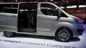 Ford Transit Custom 9 Places : 2012 new ford transit 8 seater tourneo youtube ~ Maxctalentgroup.com Avis de Voitures
