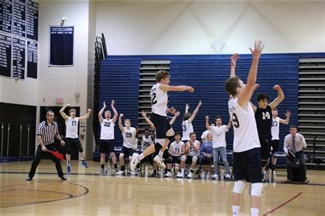 volleyball boys overview
