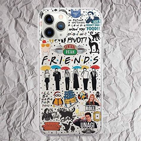 Amazon.com: Iphone 11 Case Friends TV Show Cell i Phone