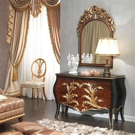 chambre louis xv emperador black bedroom in louis xv style carved chest of