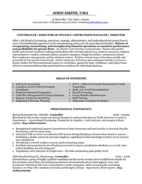 cv financial controller financial controller resume template premium resume