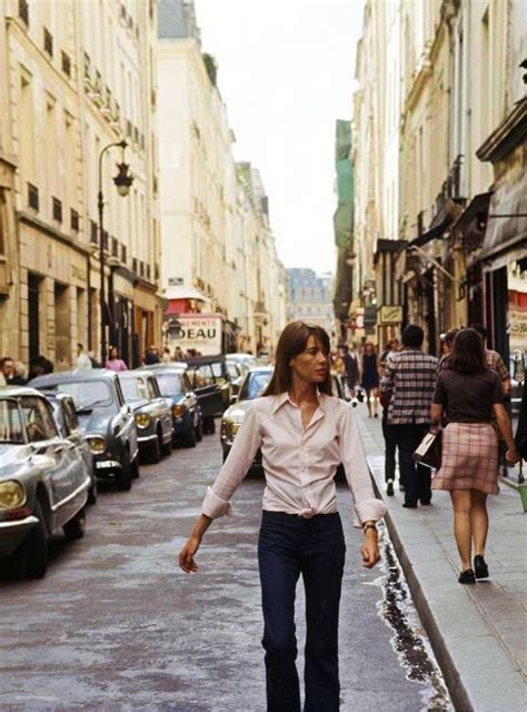 Francoise hardy's flawless french style is off the charts—here's how to make it your own. Françoise Hardy walking in a street near the apartment she ...