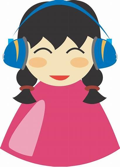 Headphone Headphones Clipart Clip Animated Vector Svg