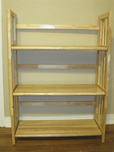 folding bookcase plans  woodworking