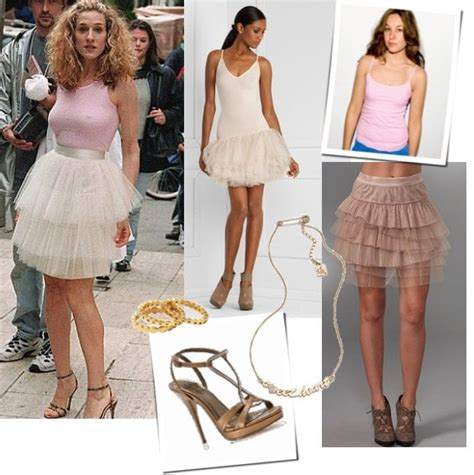 Carrie Bradshaw Inspired New Years Eve Outfit Ideas