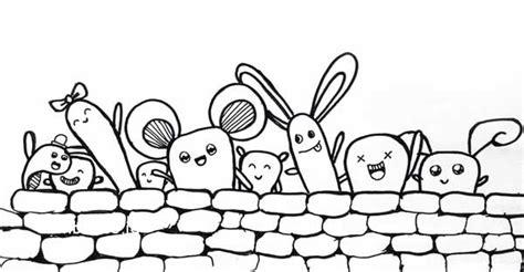 lihat gambar doodle art keren simple id image