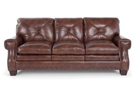 bobs leather sofa amazing living room leather sofa bobs 1753