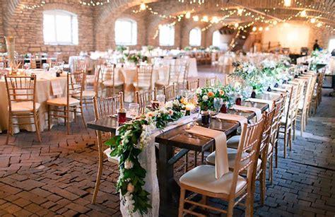 Top Barn Wedding Venues