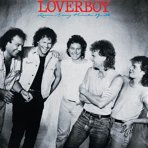 Loverboy performs in the music video lovin' every minute of it from the album lovin' every a call is placed to mike reno begins the song at a party and gradually gathers the rest of the band. Loverboy | Music fanart | fanart.tv