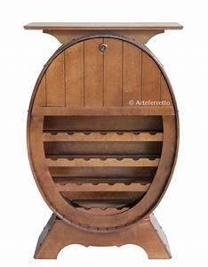 Range Bouteille Bois : meuble range bouteilles mini bar en bois lamaisonplus ~ Teatrodelosmanantiales.com Idées de Décoration