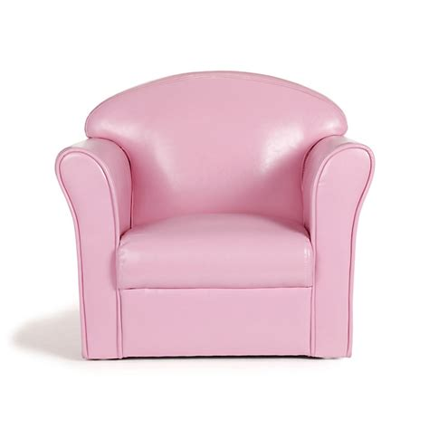 fauteuil club enfant rose clubby fauteuils enfant