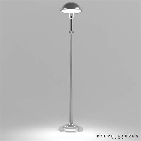 ralph lauren floor l ralph lauren allen floor lamp in natural brass d model max