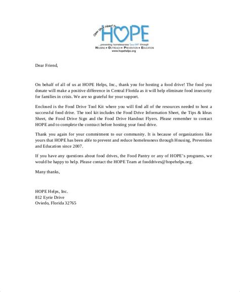 Thank You Letter Template by Thank You Letters For Donations Template Thank You