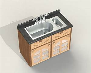 Kitchen kitchen sink and cabinet combo awesome brown for Kitchen sink and cabinet