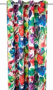 Tom Tailor Vorhang : vorhang tom tailor garden flowers mit sen 1 st ck online kaufen otto ~ Orissabook.com Haus und Dekorationen