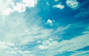 Clean Sky Wallpapers