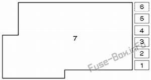 Fuse Box Diagram  U0026gt  Renault Clio Ii  1999