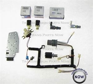 Gm 4l60e Transmission Solenoid Kit Master Epc Shift Tcc