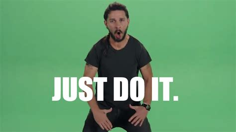 Just Do It Meme - shia labeouf just do it wallpaper wallpapersafari