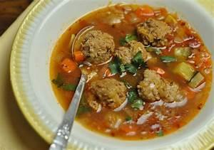 Mexican Meatball Soup Recipe Dishmaps