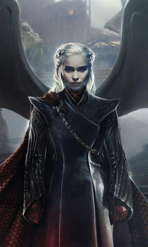 emilia clarke daenerys targaryen game  thrones season