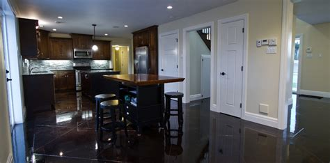 Stained Concrete Floors  Contemporary  Kitchen  Other. Tiling Kitchen. Kitchen Appliance Packages Best Buy. Small Appliances Kitchen. Led Kitchen Lights Uk. L-shaped Kitchen Layout Ideas With Island. Kitchen Remodel With Island. Led Lights For The Kitchen. Kitchen Appliance Sizes