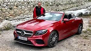 Mercedes E 300 : mercedes e klasse cabriolet fahrbericht mercedes e 300 cabrio youtube ~ Medecine-chirurgie-esthetiques.com Avis de Voitures