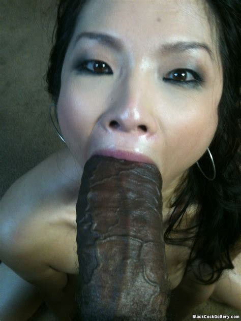 Asian Girls Black Cocks
