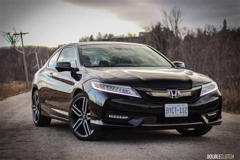 Honda Accord 2016 Review by 2016 Honda Accord Coupe V6 Review Doubleclutch Ca