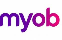 Image result for myob logo