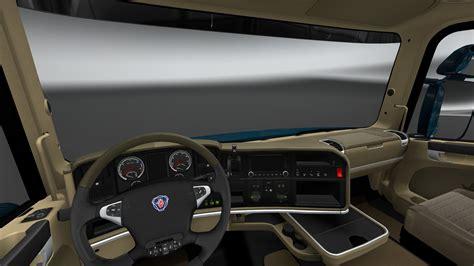 scania trucks interiors exteriors improvements pack