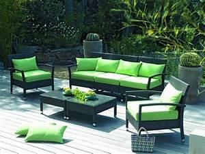 Mobilier De Terrasse : mobilier de terrasse comment choisir le bon le paysagiste ~ Teatrodelosmanantiales.com Idées de Décoration