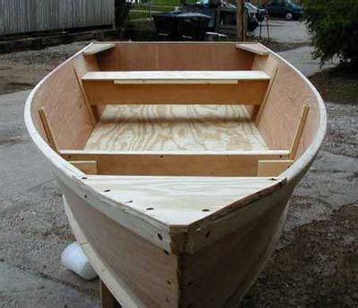 poorboy skiff   plans    build