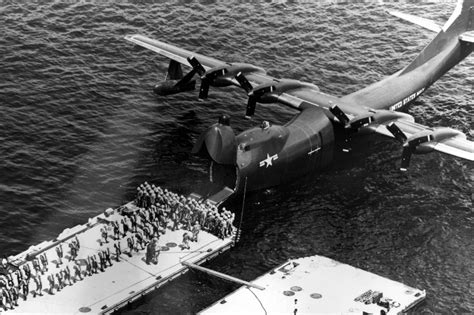Flying Boat Us Navy by The U S Navy Tried To Create A Far Out Seaplane Strike