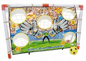 Cage Foot Enfant : inside out toys cage de foot avec cibles jouet pour enfant 1 2 x 0 8 m 123jeu 123jeu ~ Teatrodelosmanantiales.com Idées de Décoration