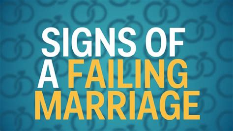 Watch Four Signs Of A Failing Marriage, As Told By A. Icons Signs. Balloon Stickers. Plastic Banner Printing. Red Stag Logo. Personas Mayores Signs. Red And White Banners. Characters Signs. Food Decals