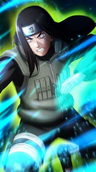 Neji Naruto Shippuden Hyuga Wallpapers Phone Anime