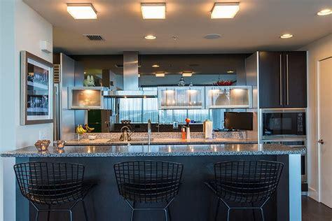 cuisine style americain décoration cuisine moderne americaine